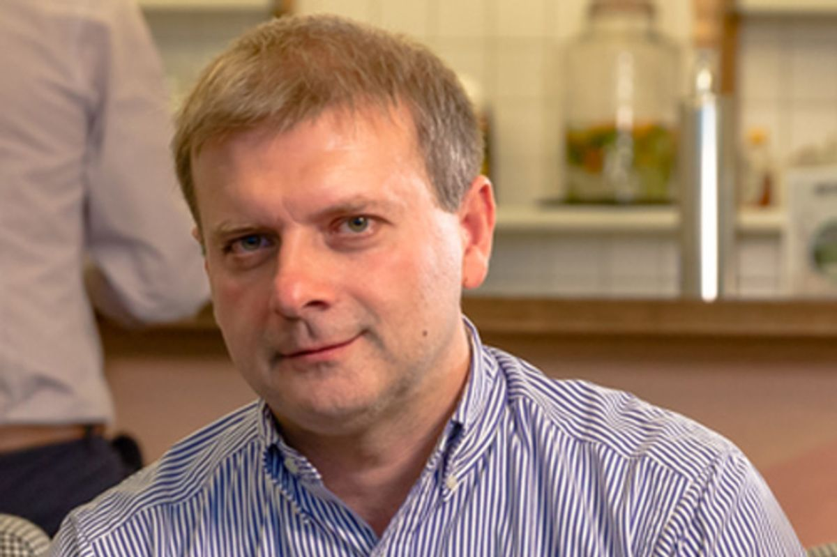 Photo of Roberto Bonanzinga, General Partner at InReach Ventures