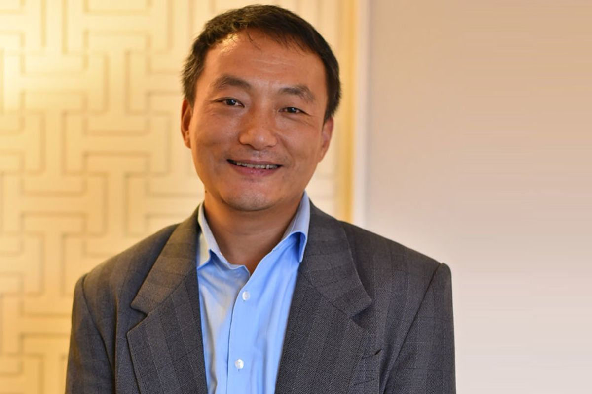 Photo of Raymond Liao, Managing Director at Samsung NEXT