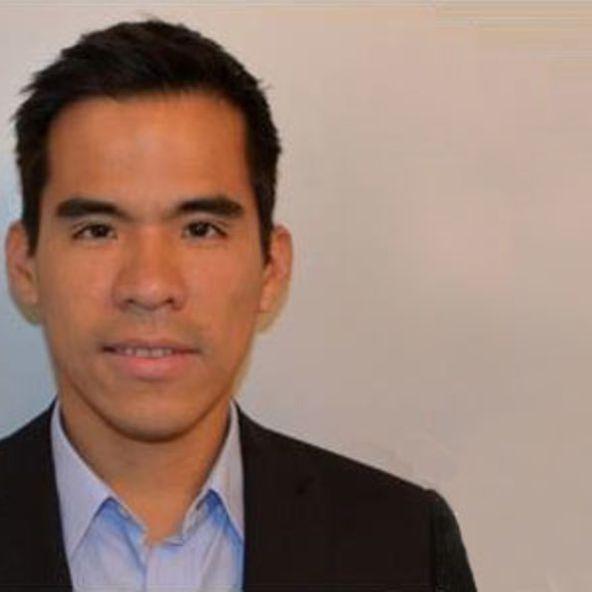 Photo of Oscar Lam, Vice President at Citi Ventures