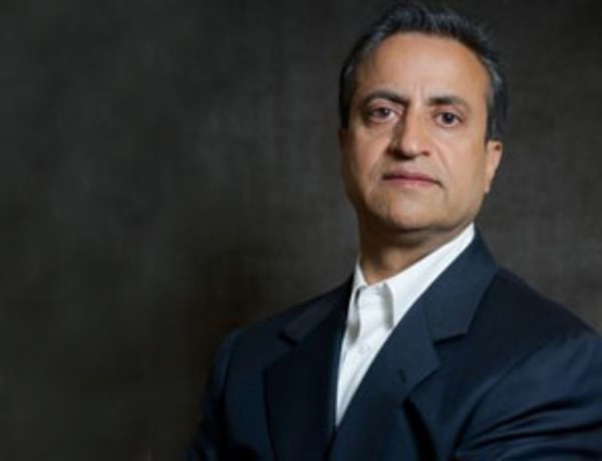 Photo of Raj Sandhu, Managing Partner at Athena Advisors