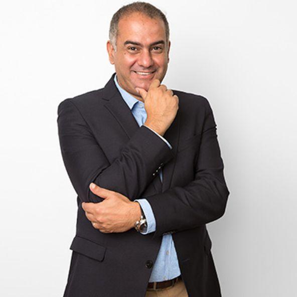 Photo of Tarek Assaad, Managing Partner at Algebra Ventures