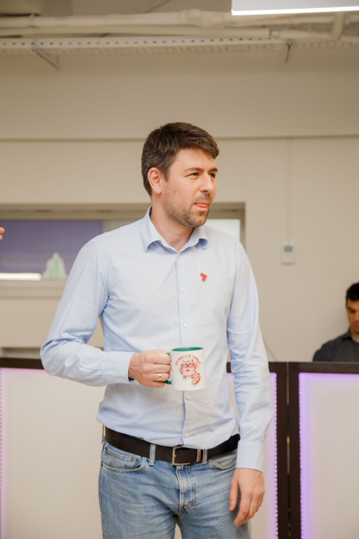 Photo of Dmytro Dvurechenskyi, Vice President at OpenGeeksLab