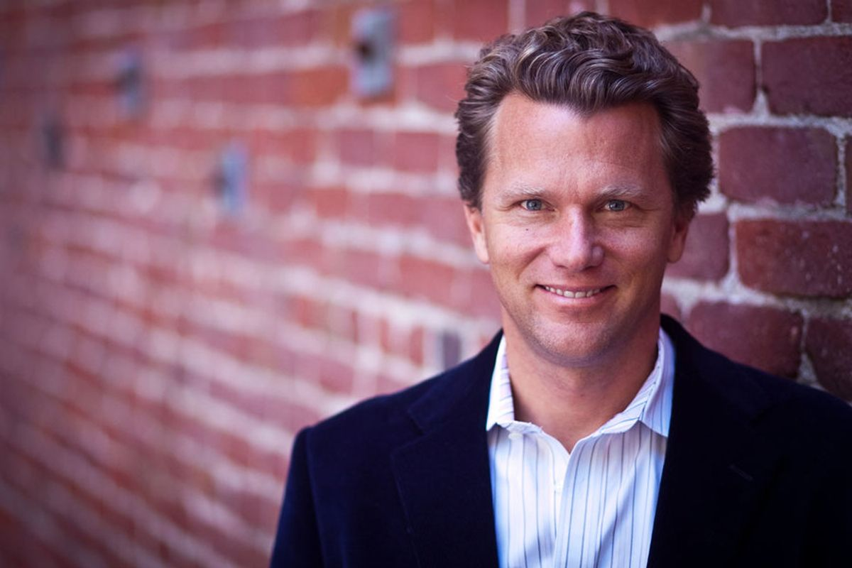 Photo of Hans Swildens, Managing Partner at Industry Ventures