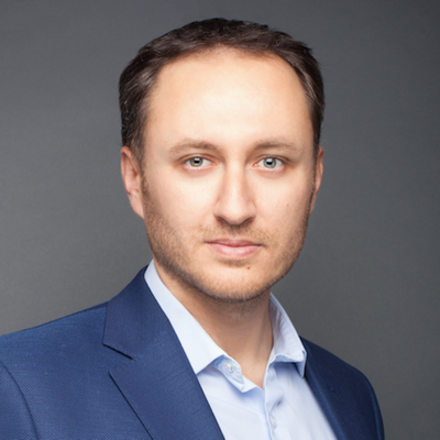 Photo of Yuri Rabinovich, Managing Partner at Monthly Ventures