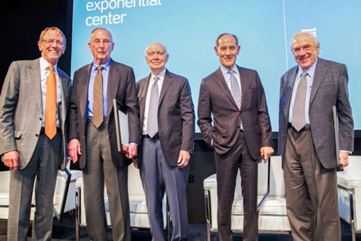 Photo of John Doerr, Partner at Kleiner Perkins Caufield & Byers