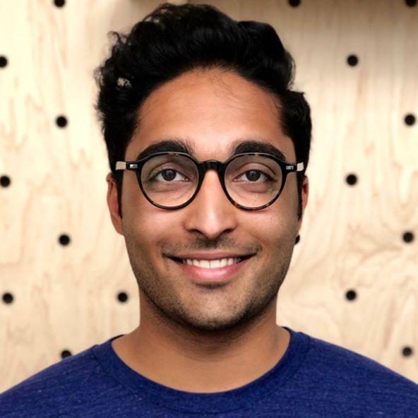Photo of Armaan Ali, Associate at General Catalyst