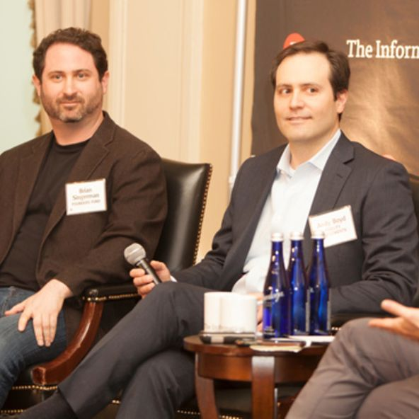 Photo of Brian Singerman, Partner at Founders Fund