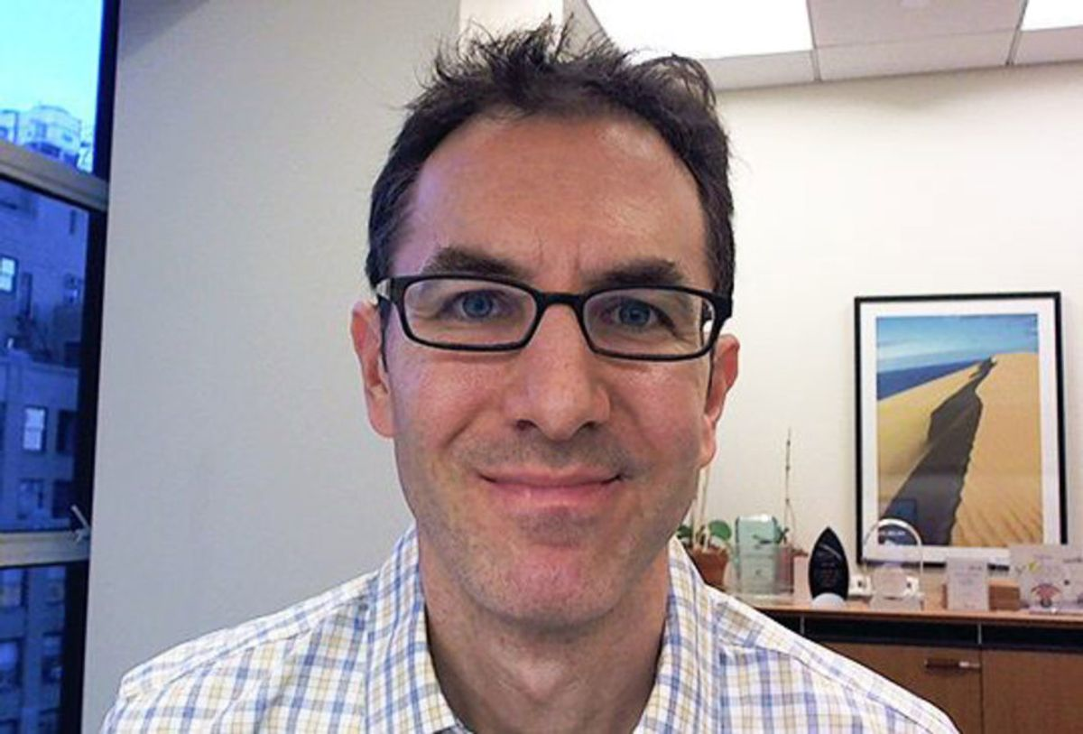Photo of Eric Sillman, General Partner at Aperture Venture Partners