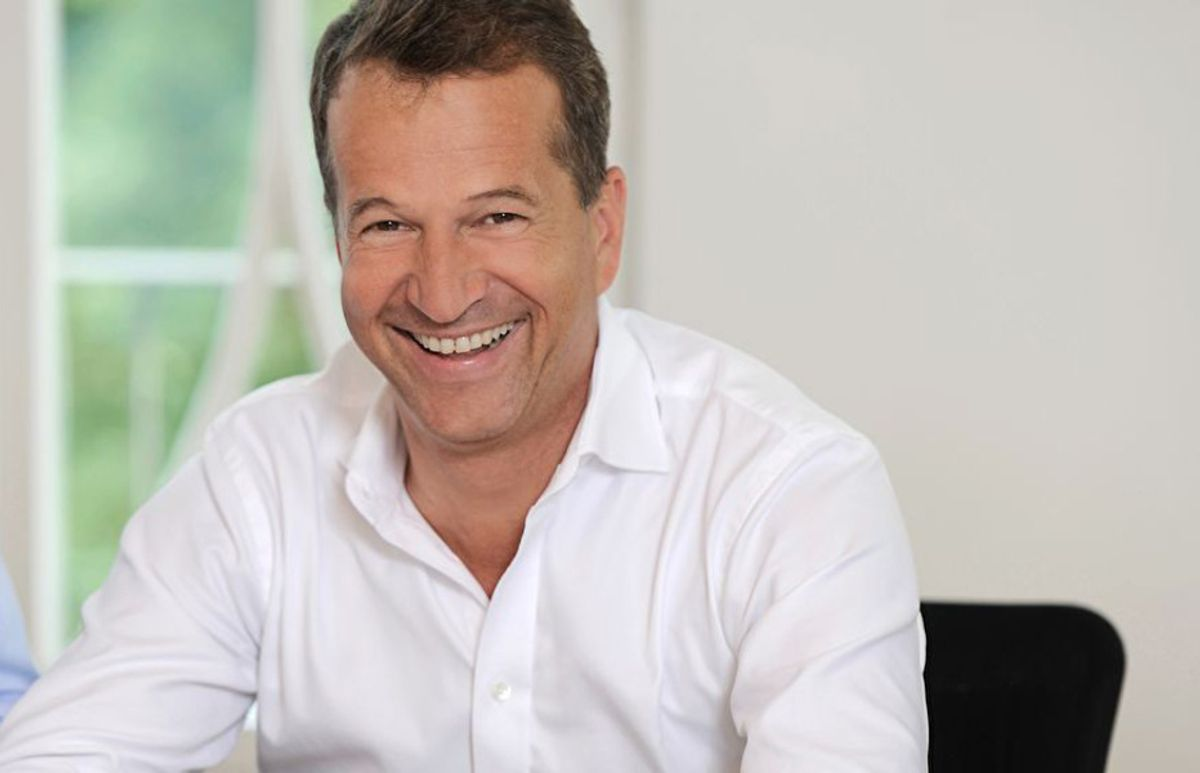 Photo of Dr. Christoph Braun, Managing Partner at Acton Capital Partners