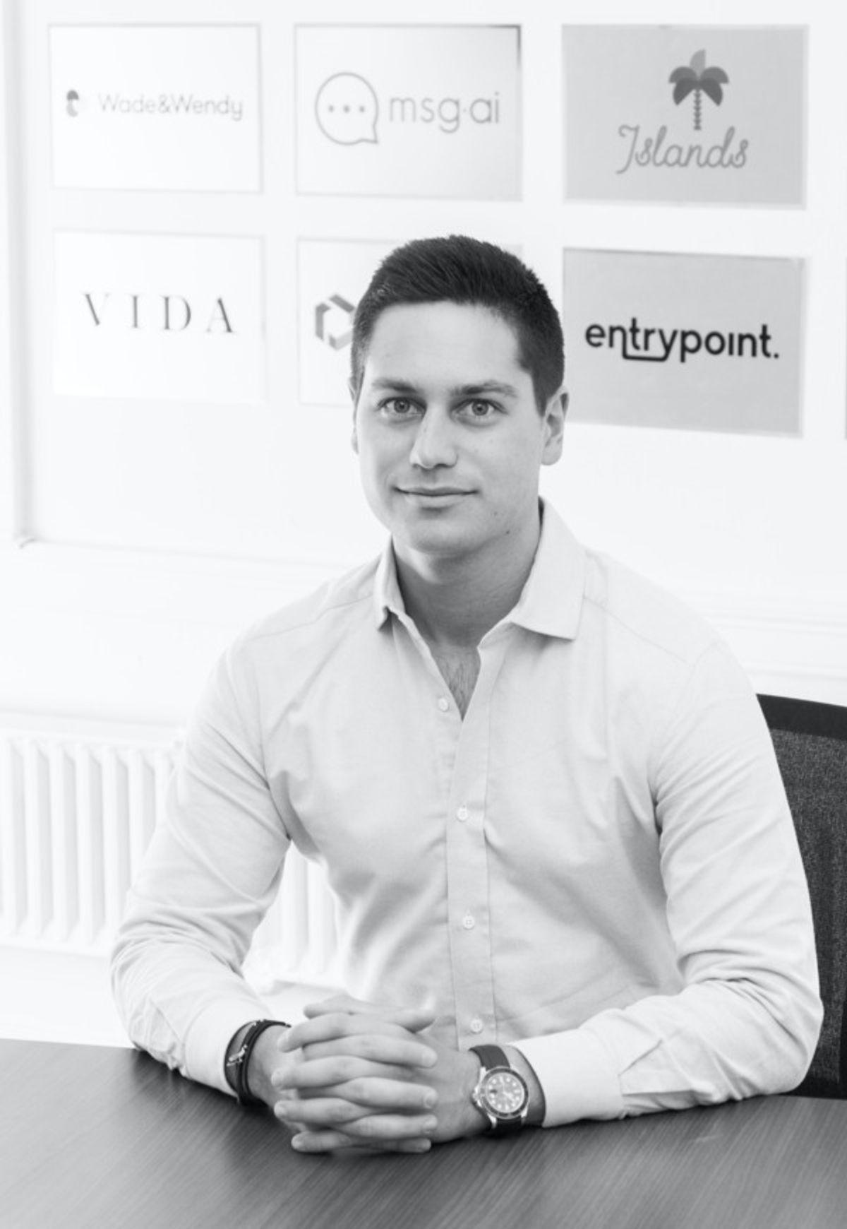 Photo of David Feldman, Associate at Indicator Ventures