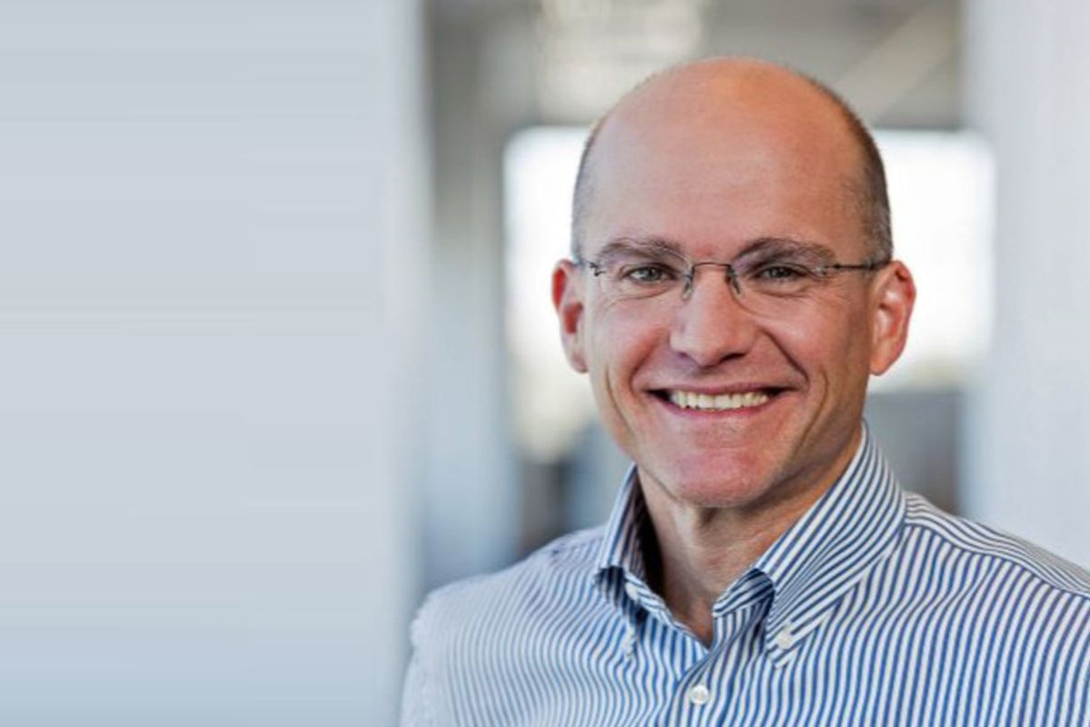 Photo of Bryan Wolf, Vice President at Intel Capital