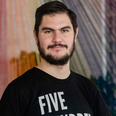 Photo of Santiago Zavala, Partner at 500 Startups