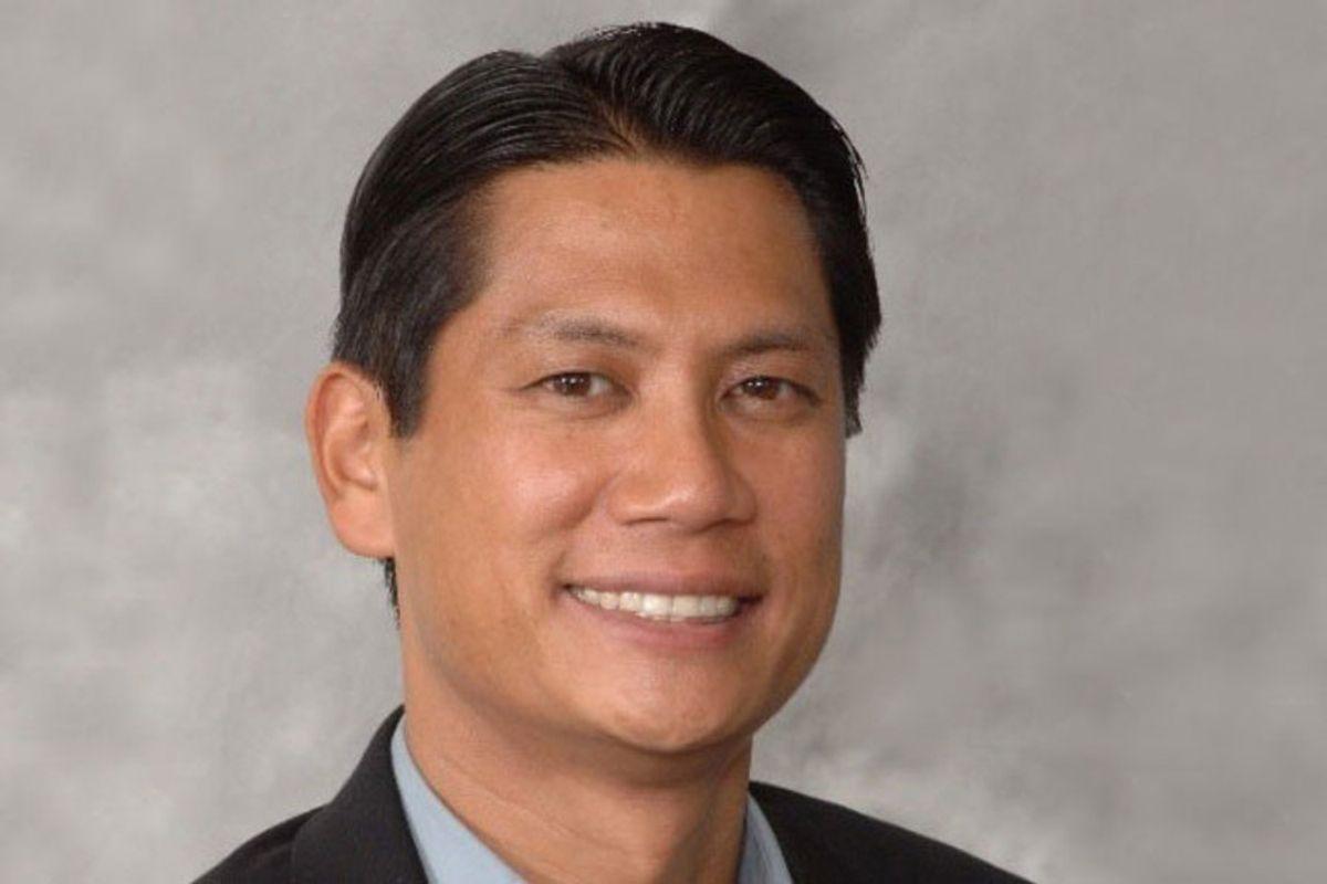 Photo of Richard Yen, Saban Capital Group