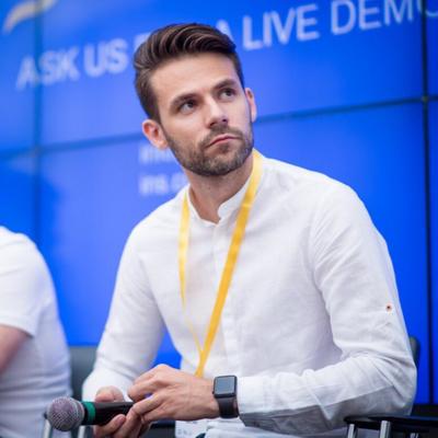 Photo of Alexander Zhuravlev, Principal at AltaIR Capital