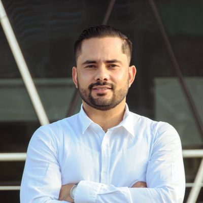 Photo of Luis Almanza, Managing Partner at Orion Startups