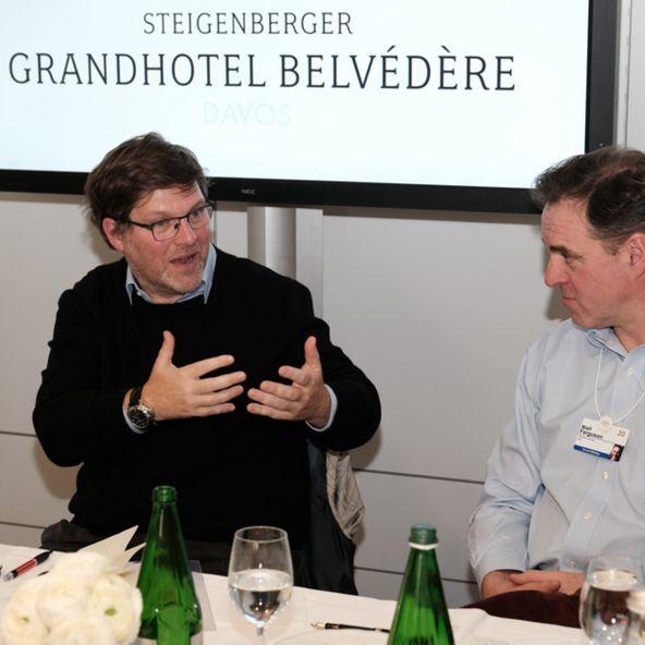 Photo of Guy Spier, General Partner at Aquamarine Capital