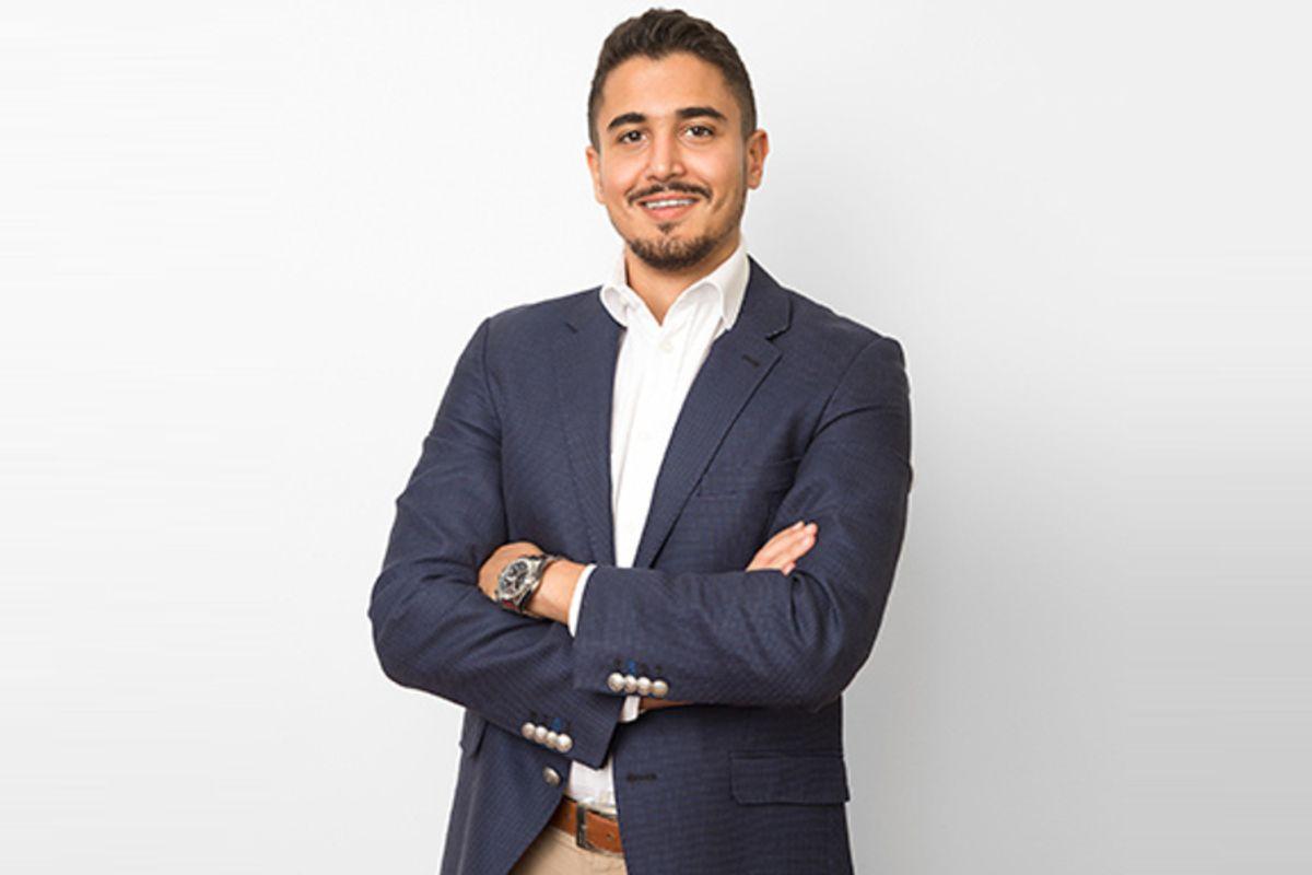 Photo of Omar Shazly, Analyst at Algebra Ventures