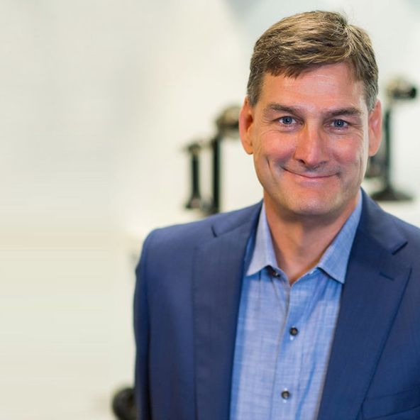 Photo of John Malloy, General Partner at BlueRun Ventures