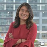 Photo of Justine	 Huang, Vice President at Industry Ventures