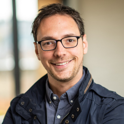 Photo of Jacob Colker, Managing Director at Allen Institute for Artificial Intelligence Incubator (AI2)