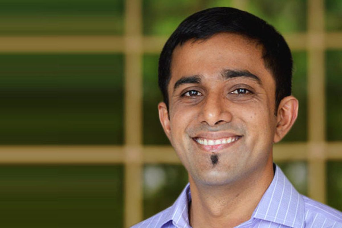 Photo of Vishy Venugopalan, Vice President at Citi Ventures