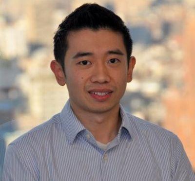 Photo of Kevin Tsang, American Express Ventures