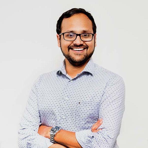 Photo of Madhu Yalamarthi, Senior Associate at GGV Capital