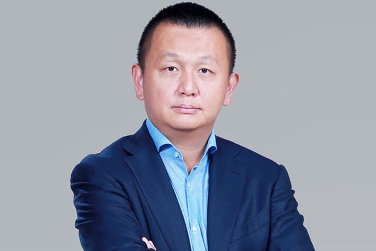 Photo of Allen Zhu, Managing Director at GSR Ventures