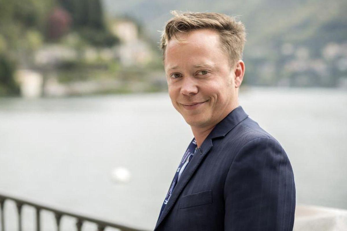Photo of Brock Pierce, Managing Partner at Blockchain Capital