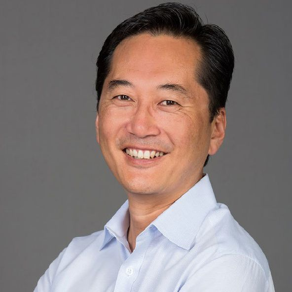 Photo of Brendon Kim, Managing Director at Samsung NEXT