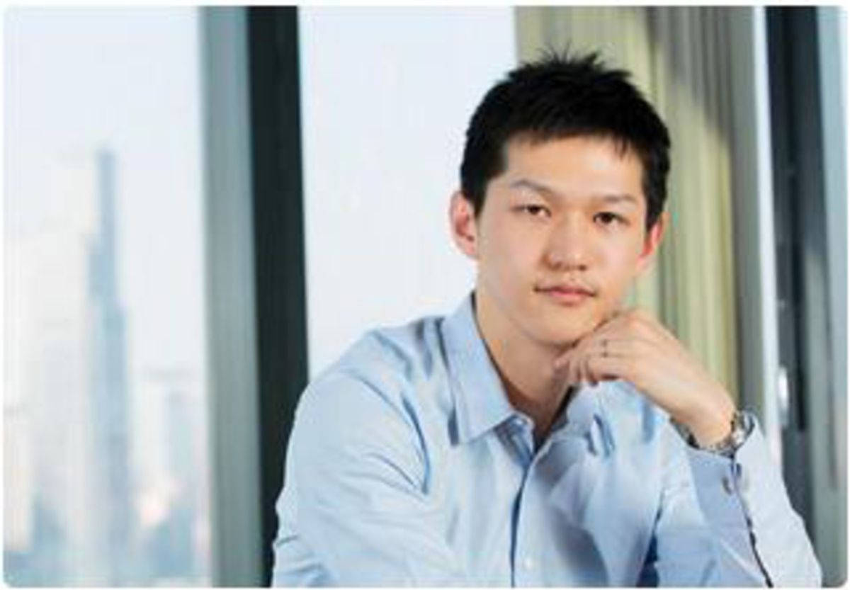 Photo of Richie Zhu, Associate at Makers Fund