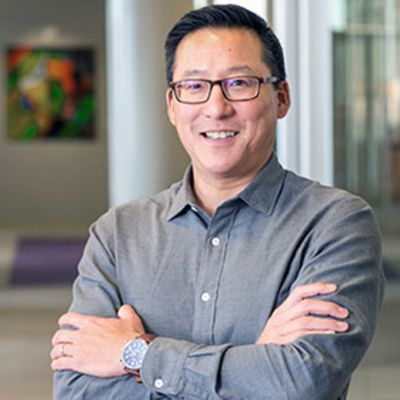 Photo of Eric Chin, Crosslink Capital