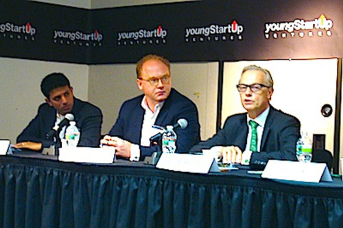 Photo of Tony Florence, General Partner at New Enterprise Associates