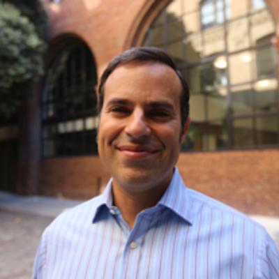 Photo of Paul Ferris, General Partner at Azure Capital Partners