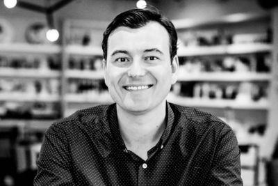 Photo of Nick Moran, General Partner at New Stack Ventures