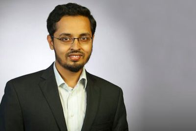 Photo of Moiz Saifee, Principal at Correlation Ventures
