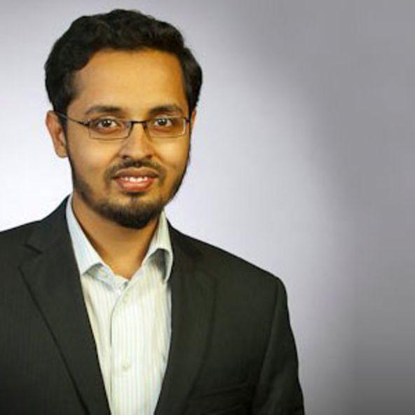 Photo of Moiz Saifee, Principal at Correlation Ventures