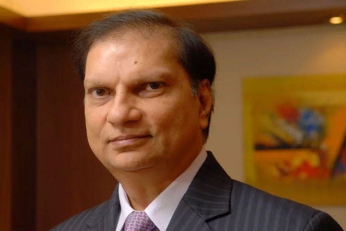 Photo of Nitin Sandesara, Managing Director at Sterling Biotech Ltd