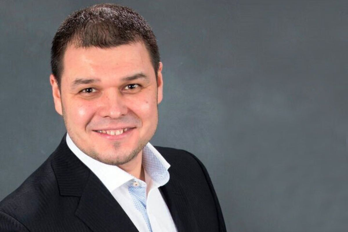 Photo of Marat Mukhamedyarov, Managing Partner at Good News Ventures