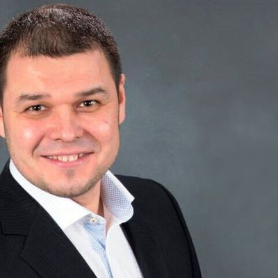 Photo of Marat Mukhamedyarov, Managing Partner at Good News Ventures