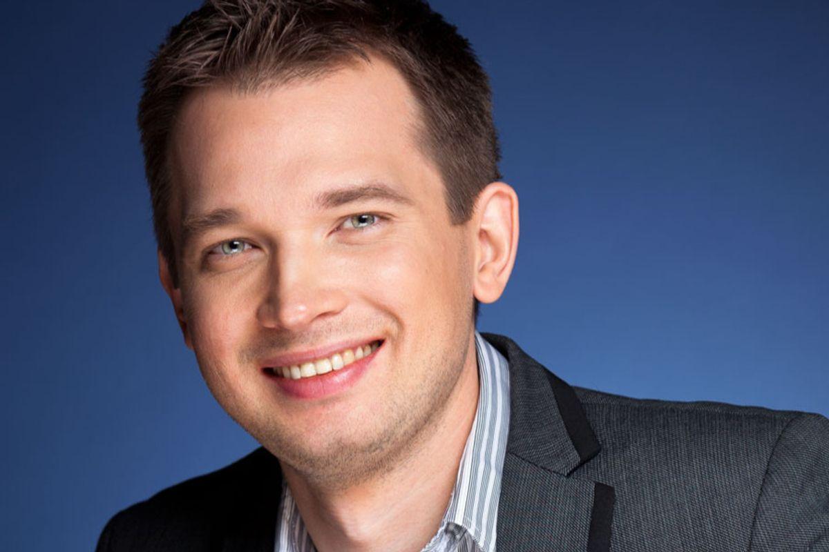 Photo of Borys Musielak, Managing Partner at SMOK Ventures