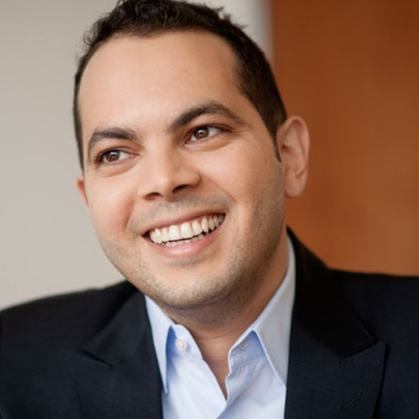 Photo of Morad Elhafed, Partner at Battery Ventures