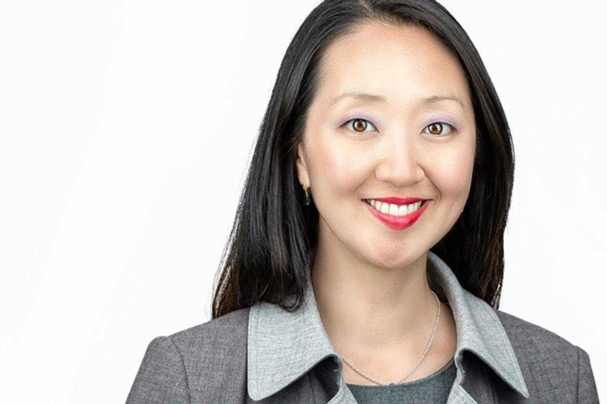 Photo of Rebeca Hwang, Partner at Rivet Ventures