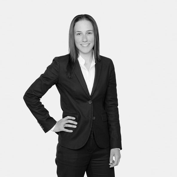 Photo of Claire Smith, Associate at Anterra Capital