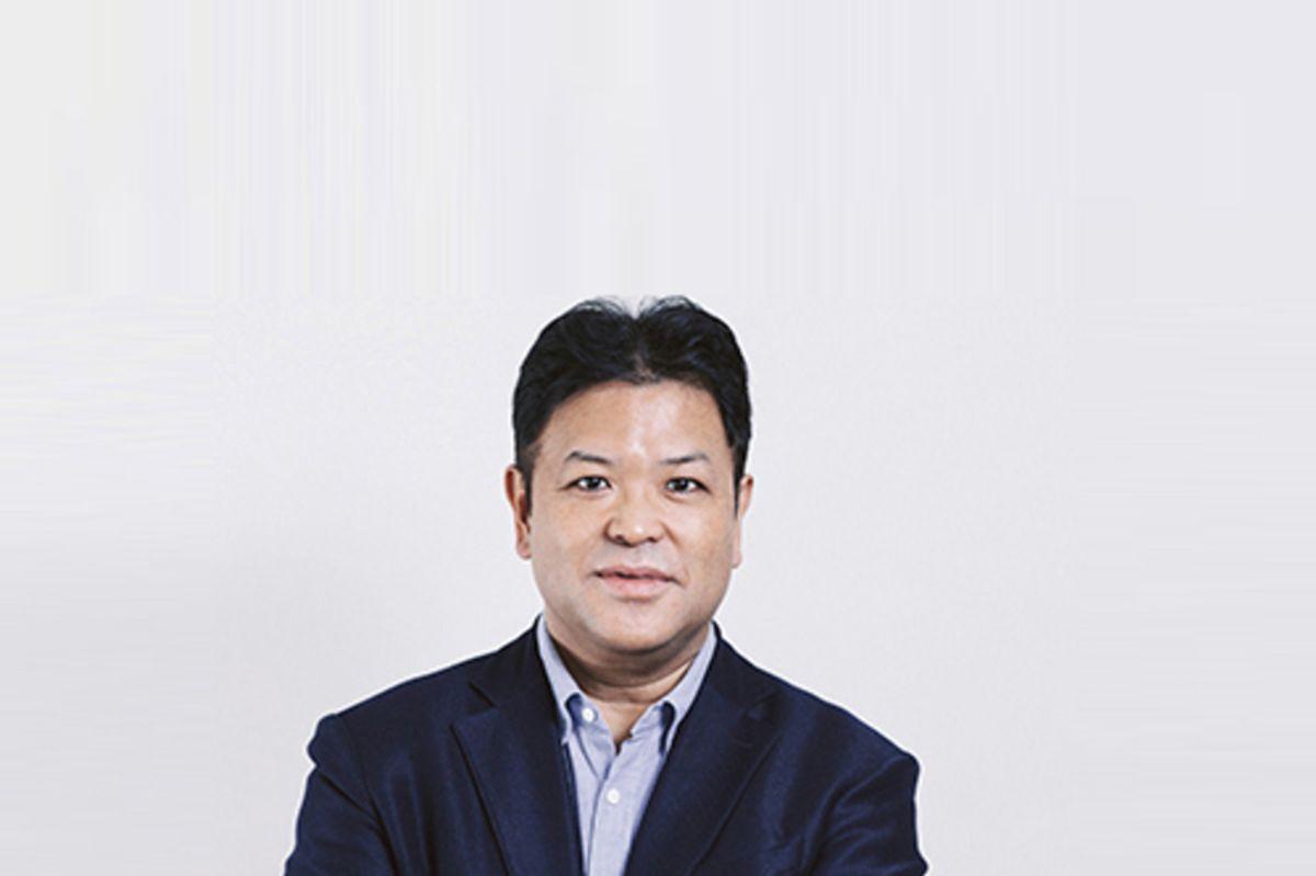 Photo of Masahiro Kinoshita, Managing Director at Conductive Ventures