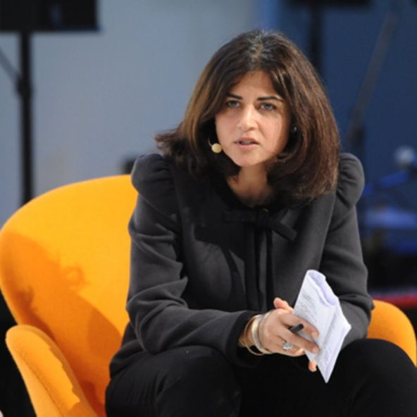 Photo of Sonali De Rycker, Partner at Accel Partners