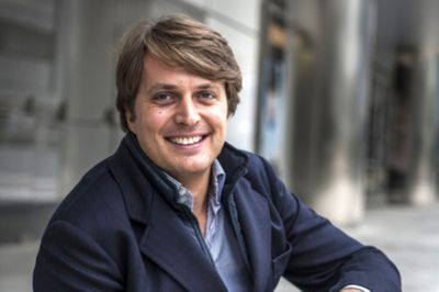 Photo of Boris Hageney, Global Founders Capital