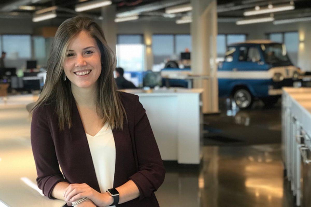 Photo of Molly McCartin, Partner at Drive Capital