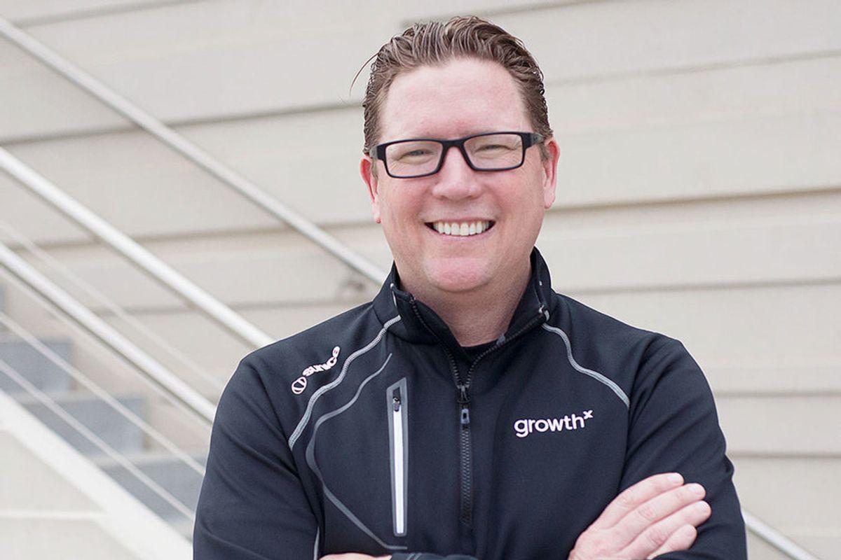 Photo of Sean Sheppard, Partner at Growth X