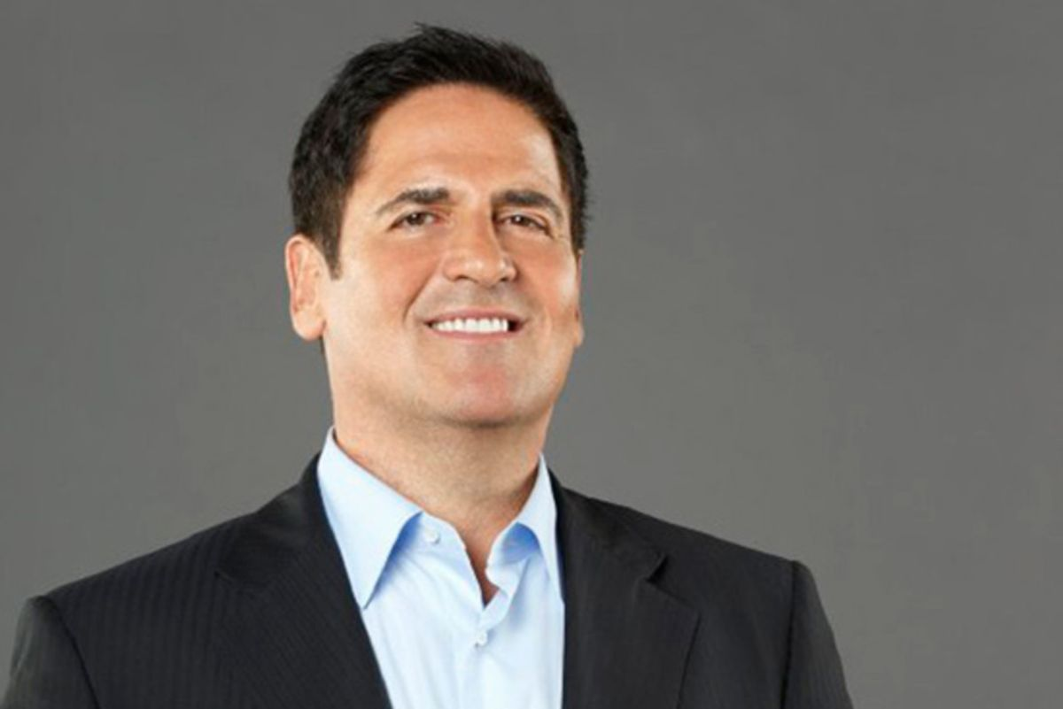 Photo of Mark Cuban, Angel